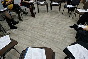 Как проходят группы взаимопомощи для созависимых