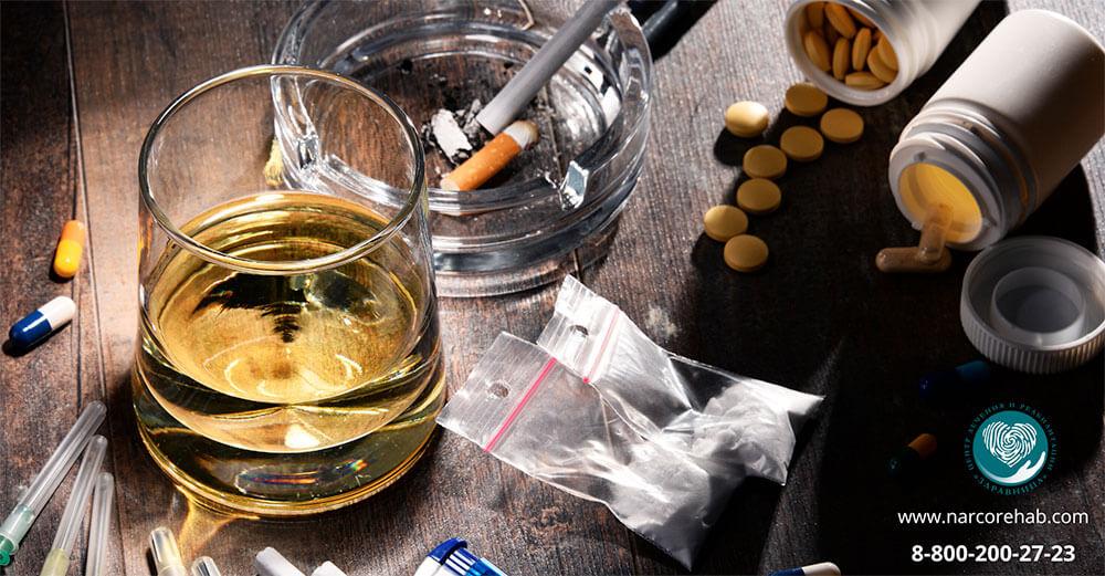Гемосорбция в лечении наркомании