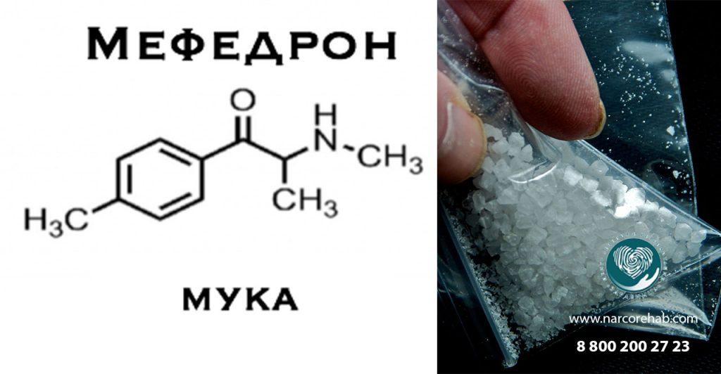 Формула мефедрона