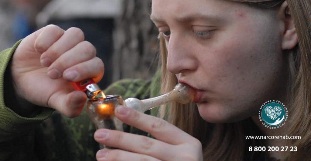 Солевая наркомания