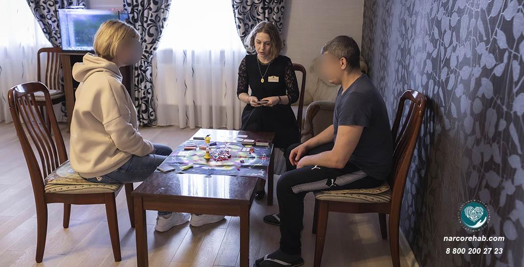 Гештальт-терапия в Москве