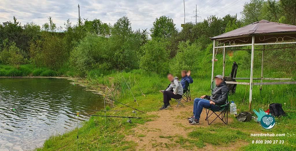 Рыбалка Здравница 2