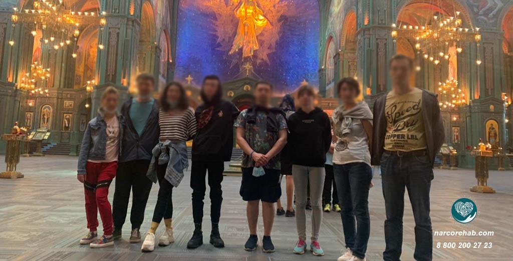 Фото поездки в храм 7