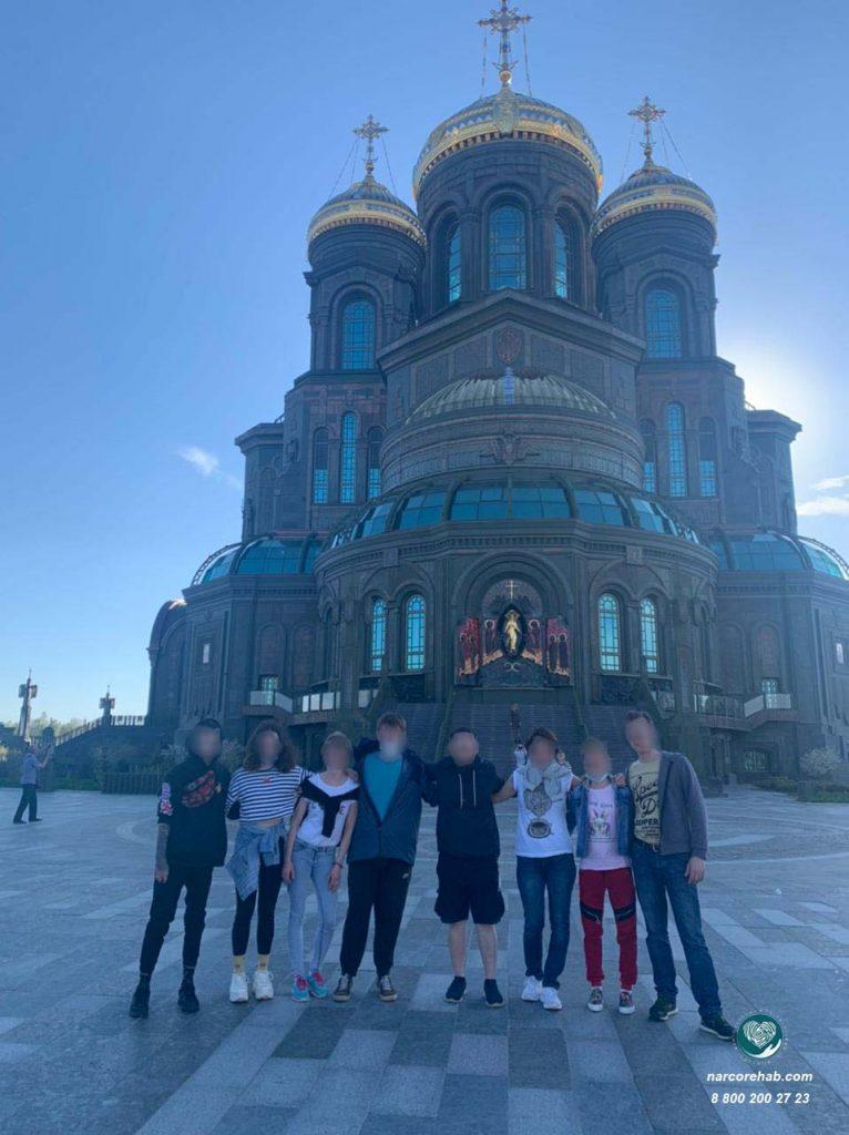 Фото поездки в храм