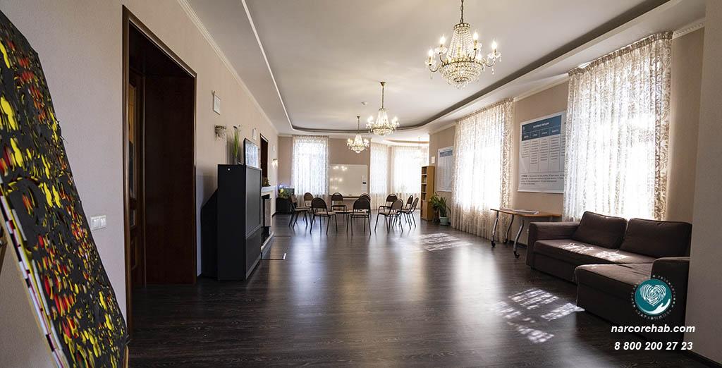Реабилитационный центр Здравница Москва 6
