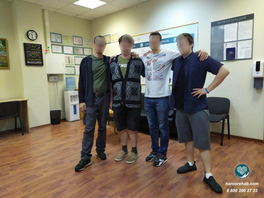Ресоциализация резидентов Здравницы 4