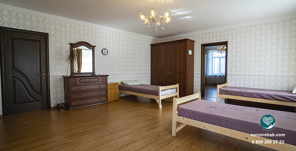 Реабилитационный центр Здравница комнаты 5