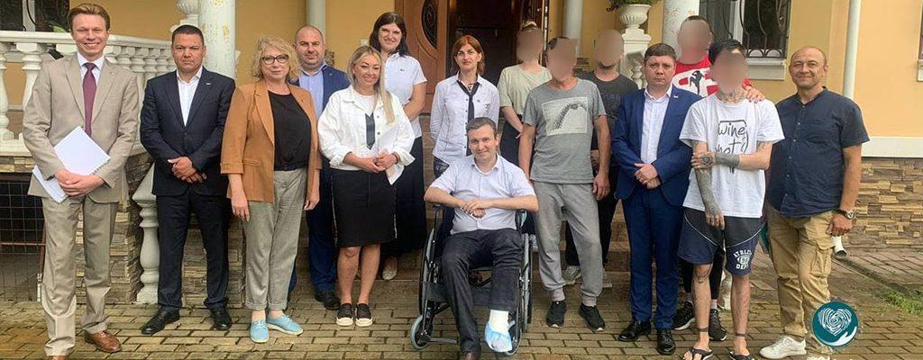 Встреча депутатов Государственной думы